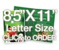 Letter 8.5x11