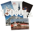 """Post Cards 5.5""""x8.5"""" 15000"""
