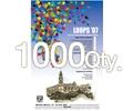"Poster 18"" x 24"" 4/0 - 100# Gloss Book 1000"