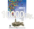 "Poster 18"" x 24"" 4/0 - 100# Gloss Book 10000"