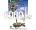 "Poster 18"" x 24"" 4/0 - 100# Gloss Book 5000"